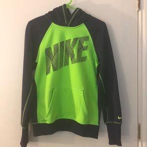 Nike Tops - Nike Therma-Fit Hoodie - Ladies Medium